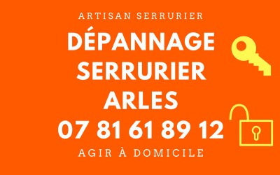 serrurier arles 13200 agir domicile. Black Bedroom Furniture Sets. Home Design Ideas