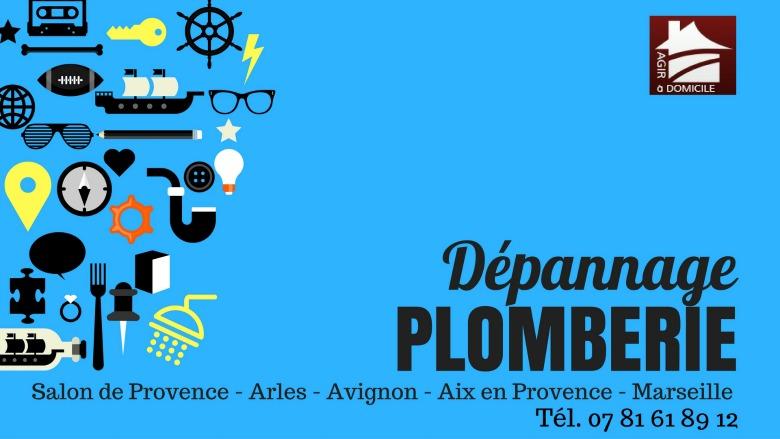 depannage plomberie Arles