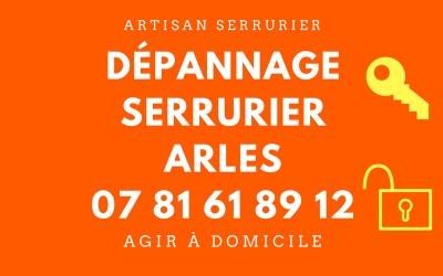 serrurier Arles